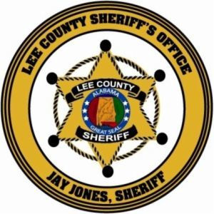 Lee County AL Sheriff Department Seal
